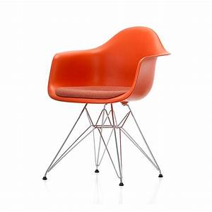 Vitra Eames Armchair : vitra vitra eames plastic armchair dar seat upholstery ~ A.2002-acura-tl-radio.info Haus und Dekorationen