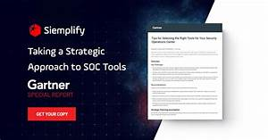 Introducing Gartner U0026 39 S Tips For Selecting The Right Tools