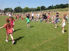 Year 2 Sports Day Fun! Eleanor Palmer Primary School