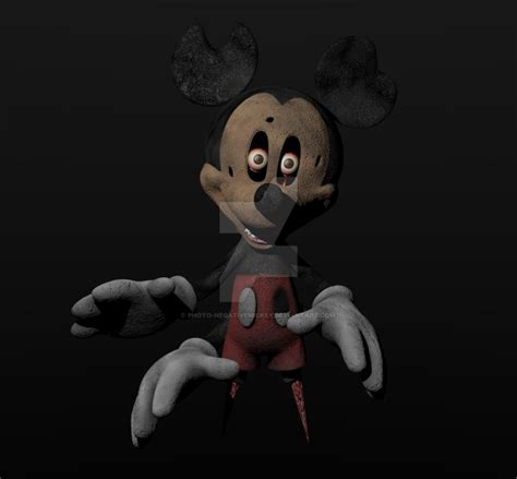 rotting mickey  photo negativemickey  deviantart