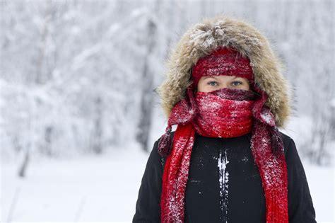 enrobé à froid comment survivre 224 l hiver dans un pays froid
