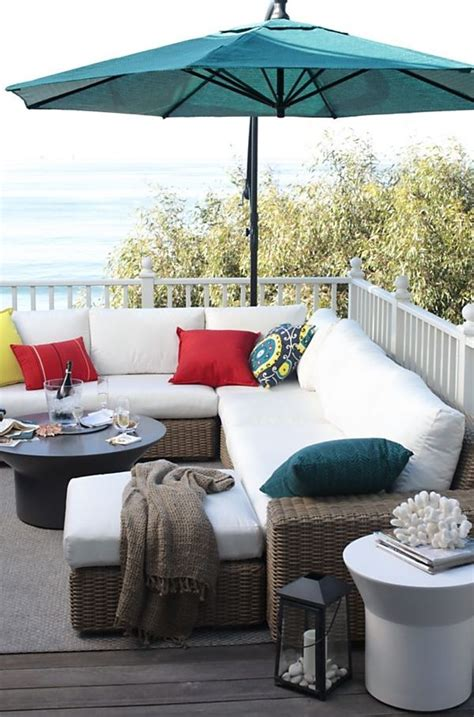 ideas  deck furniture  pinterest bench