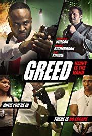 greed heavy   hand