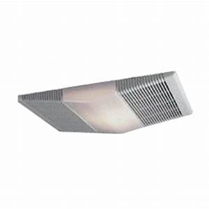 Nutone 668rp Ceiling Ventilation Fan With Light  70 Cfm  4