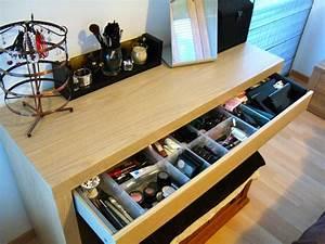 Table De Maquillage Ikea : deco ma table de maquillage ~ Teatrodelosmanantiales.com Idées de Décoration