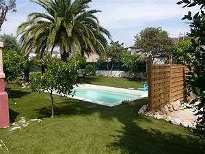 ou trouver du gazon synthetique dans les bouches du rhone With jardin autour d une piscine 13 detail produit stock
