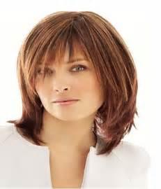 2015 Medium Length Hairstyle Women Hair