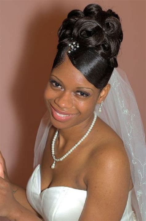 Black Wedding Hairstyles by Wedding Hairstyles For Black Tutorial Wedding