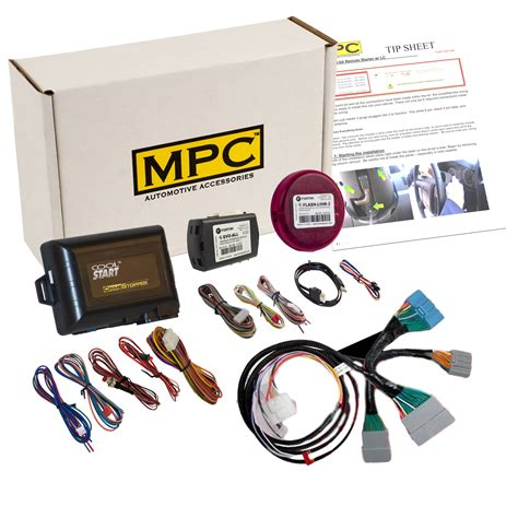 Oem Remote Activated Start For Honda