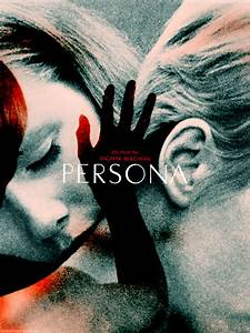 Persona (1966) [1200 x 1600] : MoviePosterPorn