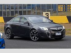Opel Insignia OPC pricing and specifications photos