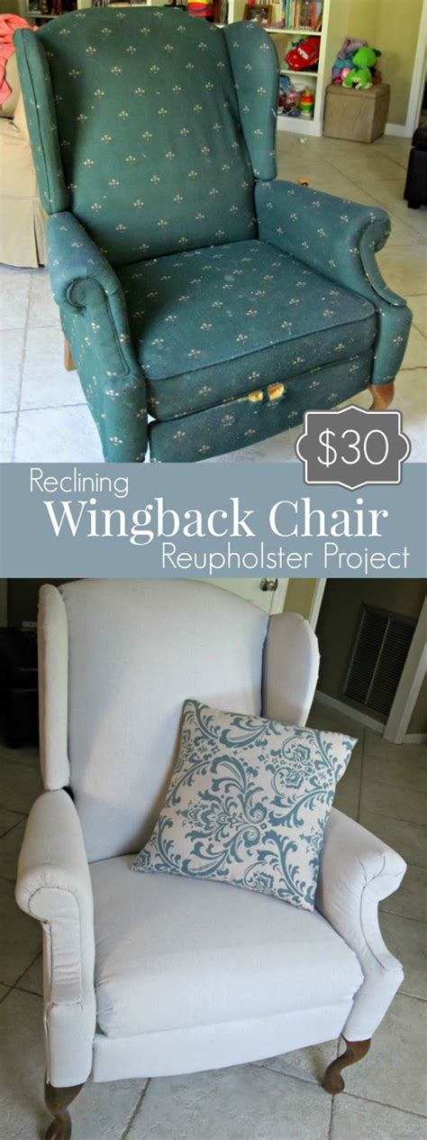 Wingback Recliner Slipcover by Best 25 Wingback Chairs Ideas On Chairs For