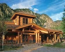 Luxury Log Home Designs by Interior Architecture Fabulous Teak Wood Luxury Log Home Plans Traditi
