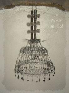 Fabriquer Un Treillage En Fil De Fer : au fil de l 39 inspiration l 39 atelier de sof ~ Voncanada.com Idées de Décoration