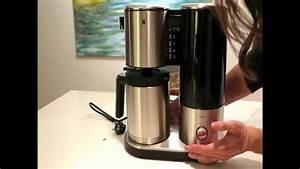 Wmf Mini Kaffeemaschine : wmf lineo thermo kaffeemaschine unboxing youtube ~ Orissabook.com Haus und Dekorationen