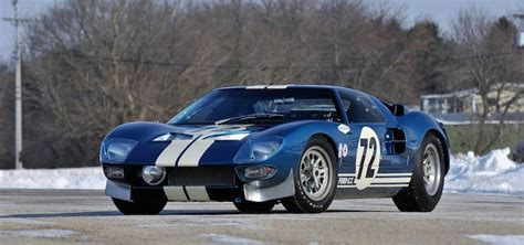 ford gt p  purchased  larry miller museum
