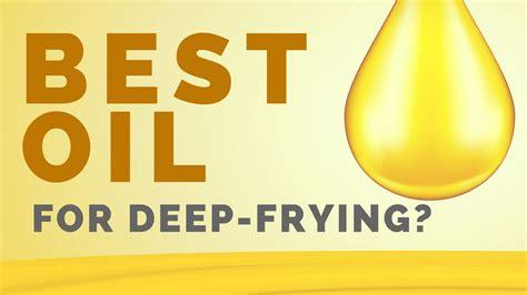 oil frying deep