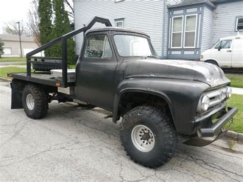 purchase used 1953 ford f 1 off road truck 4x4 mudder race bogger f 150 bronco in bay city