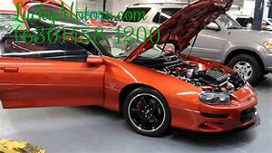 2001 Chevrolet Camaro Ss 1le For Sale-