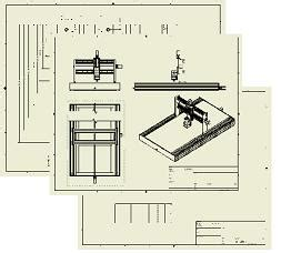 wood homemade cnc router plans   build  easy