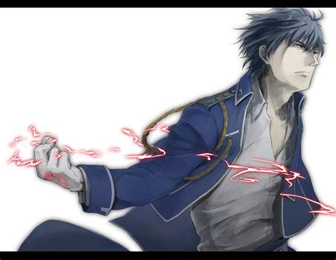 roy mustang fullmetal alchemist zerochan anime image board