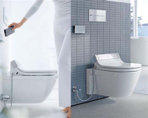 duravit starck 3 sensowash shower toilet seat modern new york by quality bath