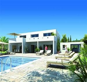 maison moderne toit plat beautiful maison moderne toit With beautiful maison toit plat en l 7 maison de ville avec piscine toit plat