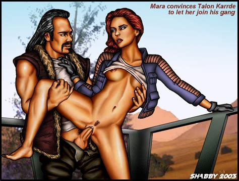 star wars mara jade porno