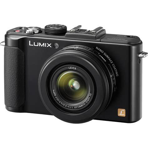 panasonic lumix dmc lx7 panasonic lumix dmc lx7 digital black dmc lx7k b h