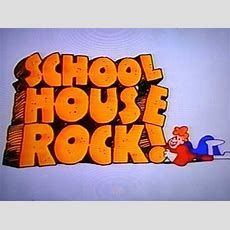 Opening To Schoolhouse Rockgrammar Rock 1987 Vhs Youtube