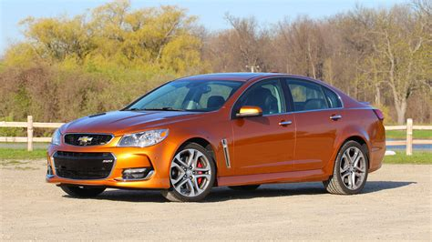 2017 Chevy Ss Review Goodnight, Sweet Prince