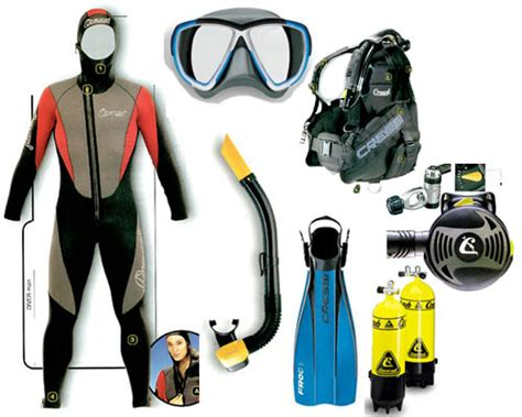 Dive Equipment The Best High Quality Scuba Diving Equipment