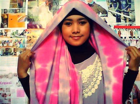 hijabers tutorial sakinah kreasi jilbab paris calm  simple