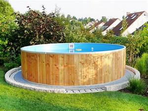 Pool Kaufen Günstig : pool mit holzverkleidung ck95 hitoiro ~ Articles-book.com Haus und Dekorationen