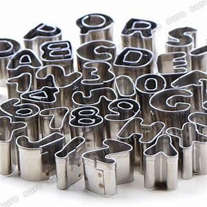 Emporte Piece Lettre : 37x emporte pi ce moule biscuit chocolat lettre alphabet ~ Melissatoandfro.com Idées de Décoration