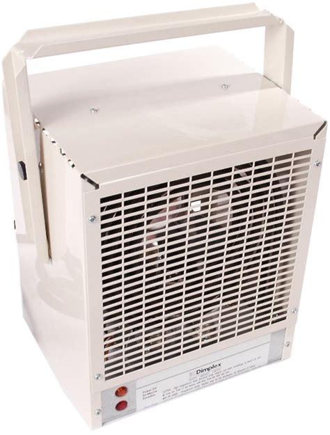 garage heater electric dimplex dgwh4031 electric garage heater