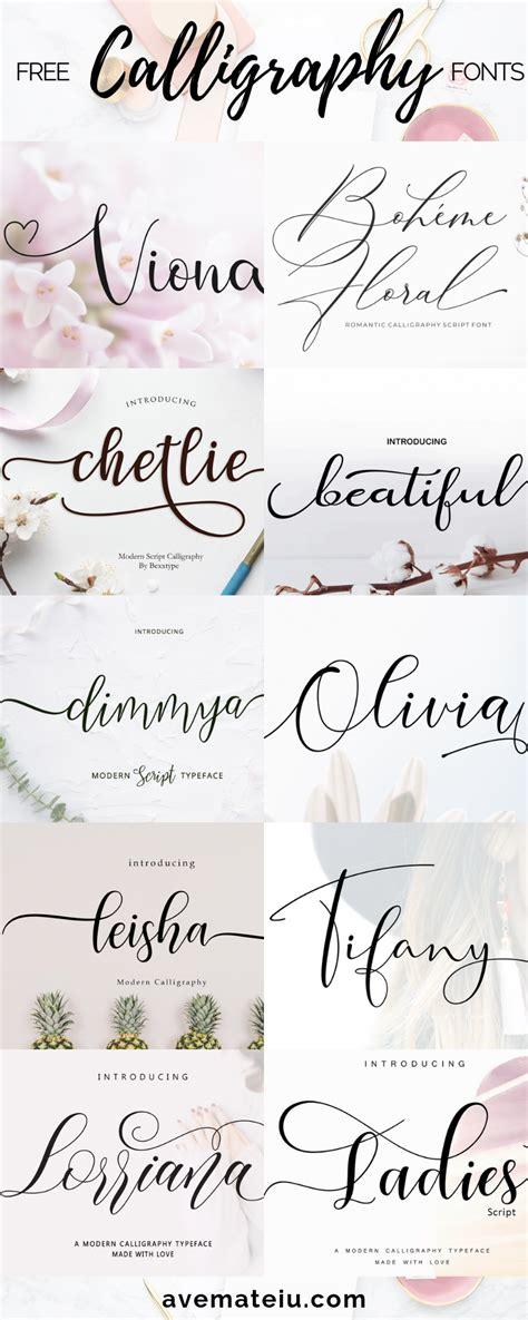 beautiful calligraphy fonts part  fonts