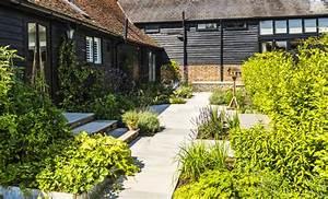 Courtyard, Garden, Great, Missenden