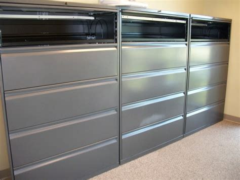 4 drawer file cabinet used nice used lateral file cabinet 4 knoll 5 drawer lateral