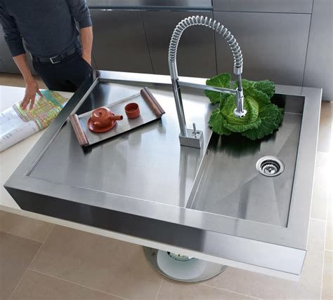 kitchen sink design ideas modern kitchen sink designs that look to attract attention 5693