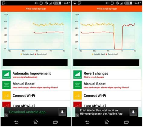 signal booster for android how to boost wi fi signal on your android device androidpit
