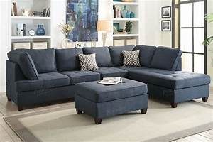 blue fabric sofas royal blue fabric sofa love seat With blue sectional sofa images
