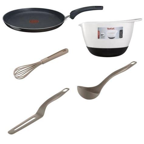 tefal 5 ustensiles de cuisine pour crepes tefal pickture