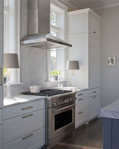 gray owl kitchen cabinets light gray cabinets transitional kitchen benjamin 235 | 88e8f8152c0b
