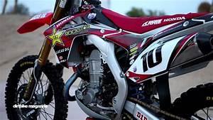 Bikes Of Endurocross Rockstar Honda
