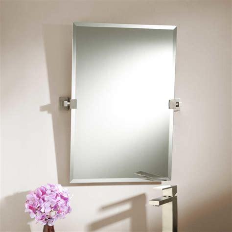 Hang Bathroom Mirror by Easy Hang Bathroom Mirror Home Bathroom Rectangular