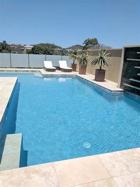 waterline pool tiles brisbane brisbane pool designs builds