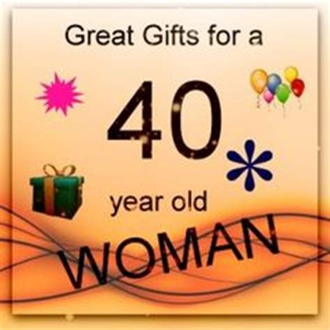gifts for 40 year old woman on pinterest gifts for wife