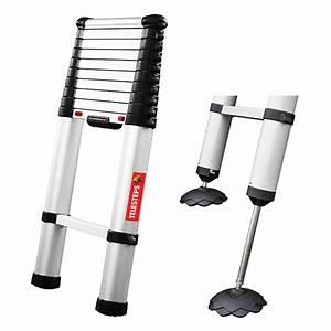 Echelle Pour Escalier : echelle pour escalier pliante en aluminium ~ Melissatoandfro.com Idées de Décoration