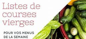 Listes De Courses : listes de courses cookeo ~ Nature-et-papiers.com Idées de Décoration